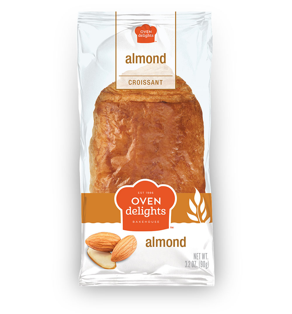Oven Delights Almond Croissant