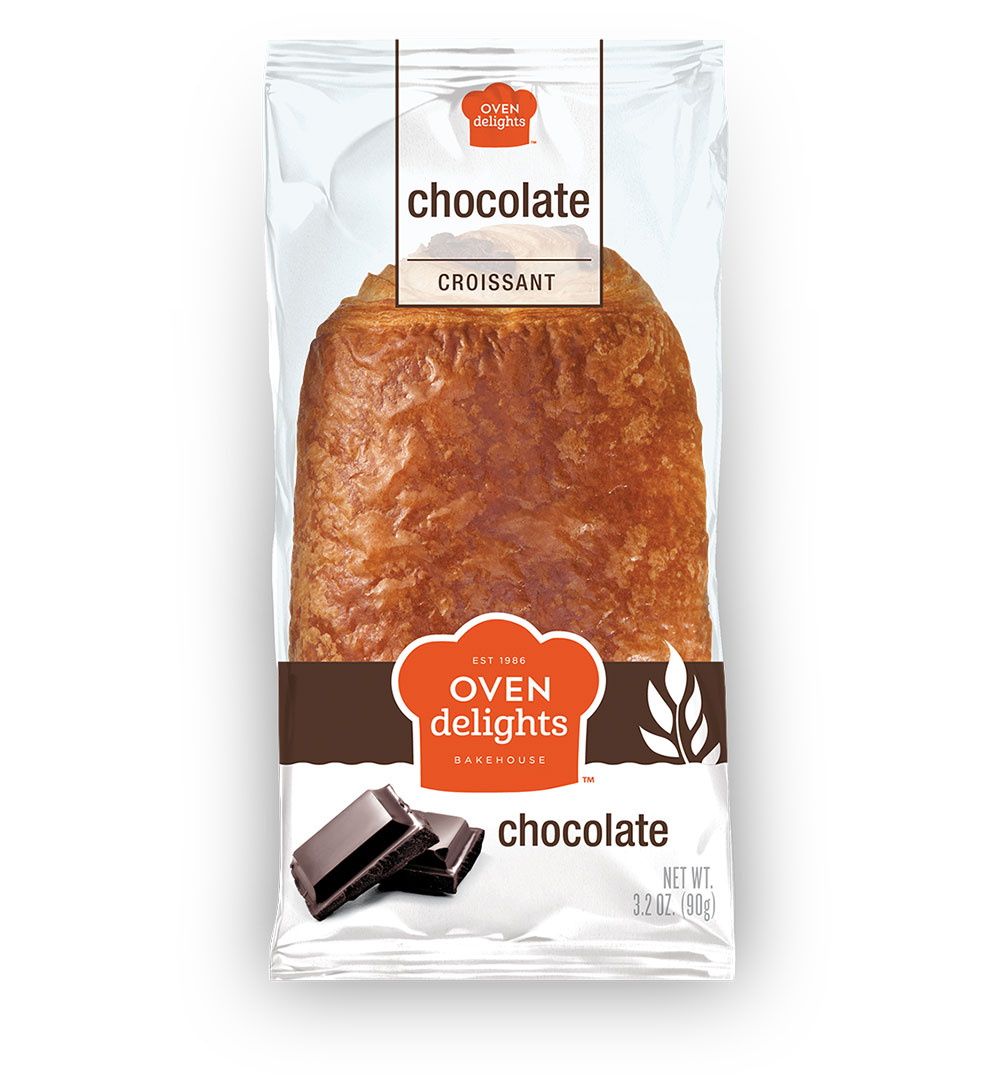 Oven Delights Chocolate Croissant