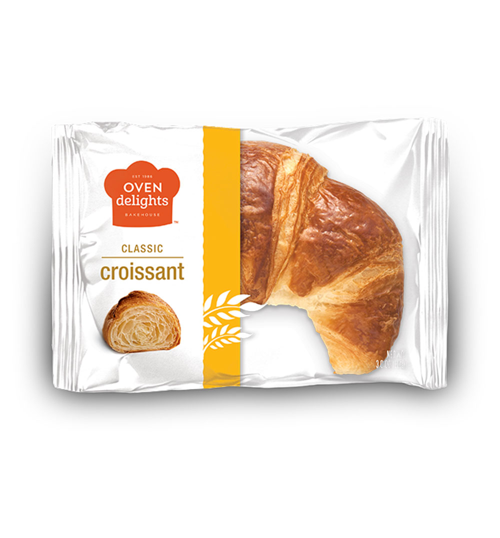 Classic Croissant from Oven Delights