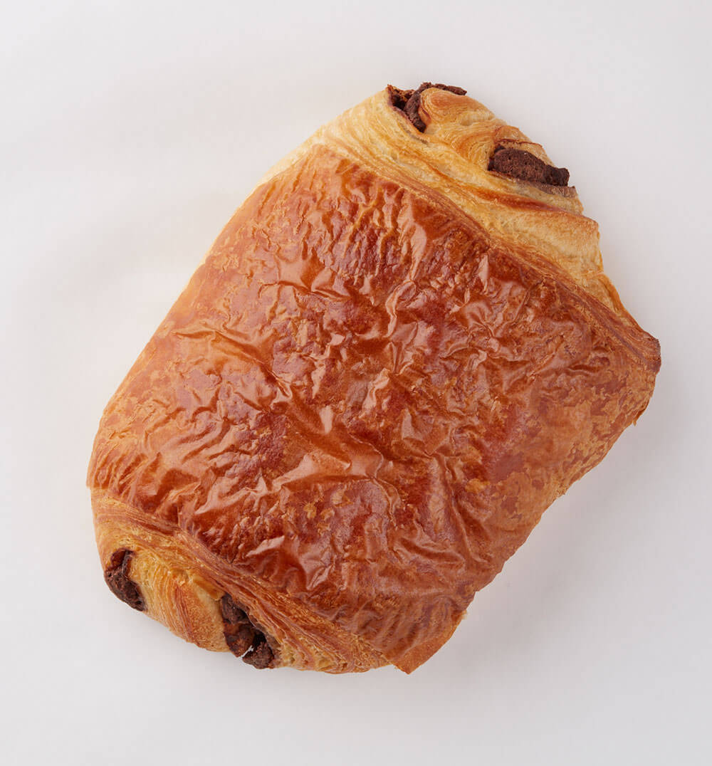 Oven Delights Chocolate Croissant Unwrapped