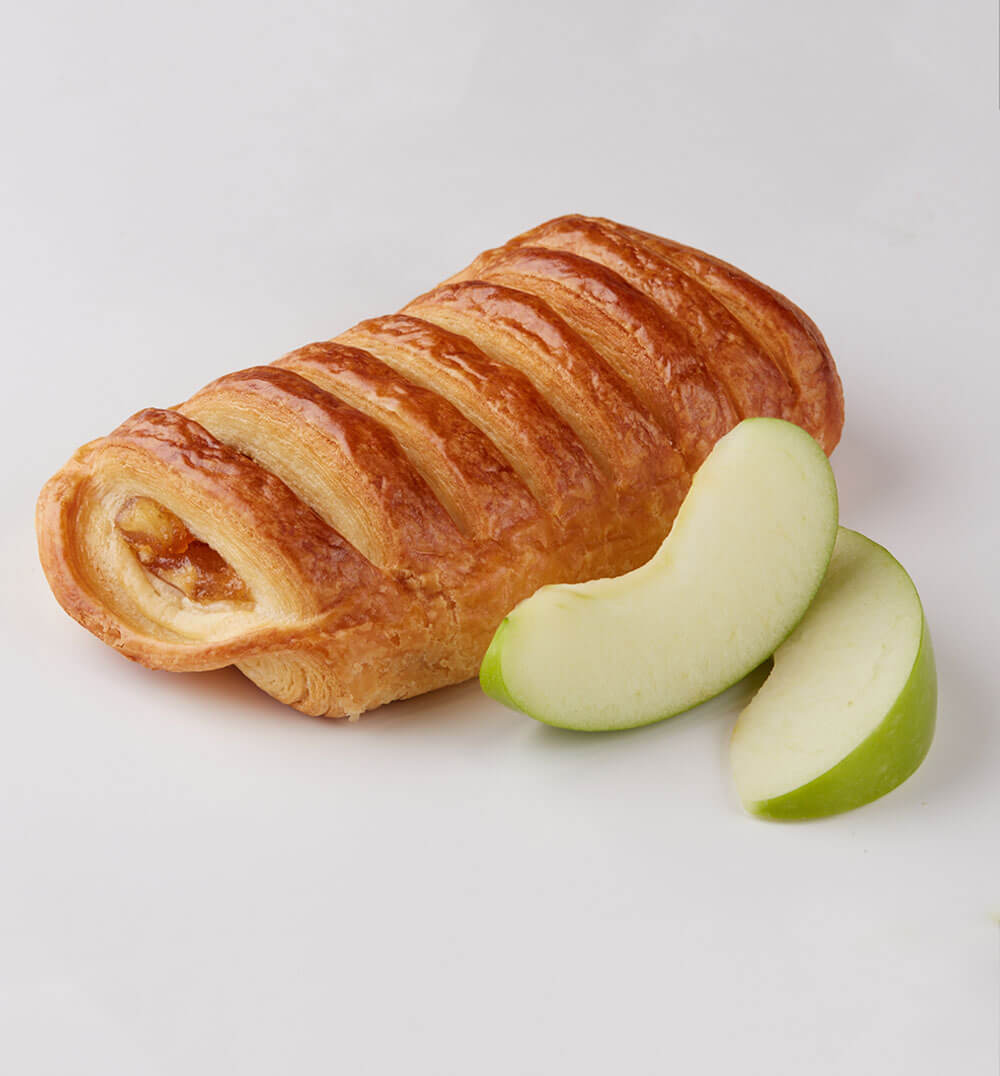 Oven Delights Apple Danish Unwrapped