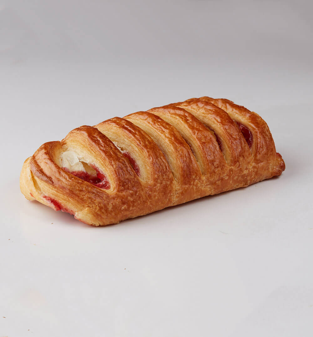 Oven Delights Cherry Cheese Danish Unwrapped