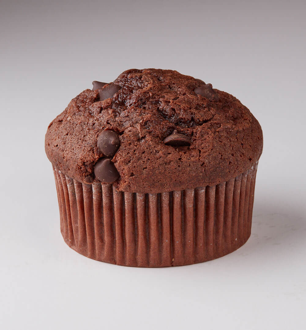Chocolate Chip Muffin from Oven Delights Unwrapped