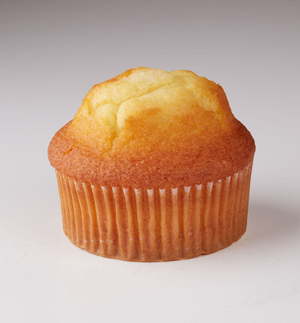 Oven Delights Corn Muffin Unwrapped