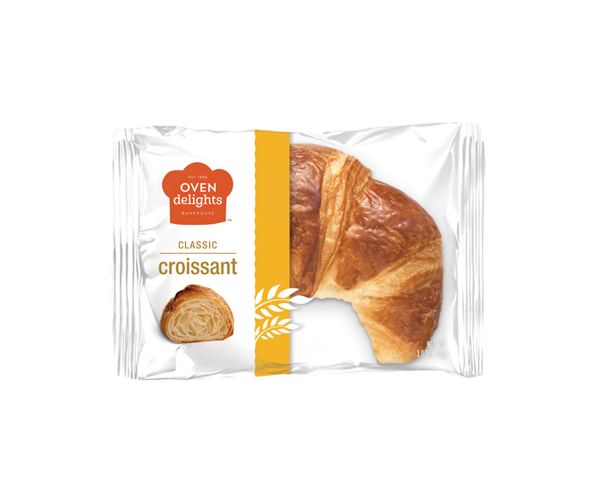 Classic Croissant in package